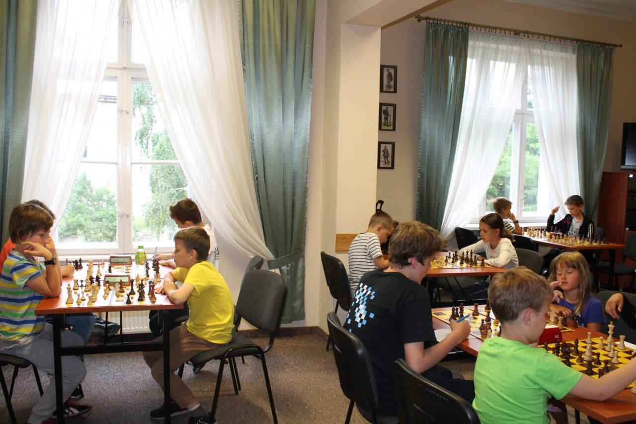 III Mistrzostwa Klubu Szachowego GAMBIT MDK, Świdnica, 15-23.06.2015