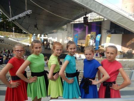 Wystąpiły na scenie opolskiego Amfiteatru!