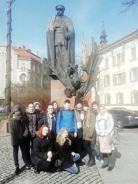 Pauza w Krakowie