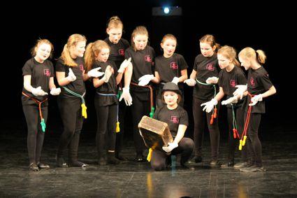 Sukces Grupy Teatralnej Pierrot