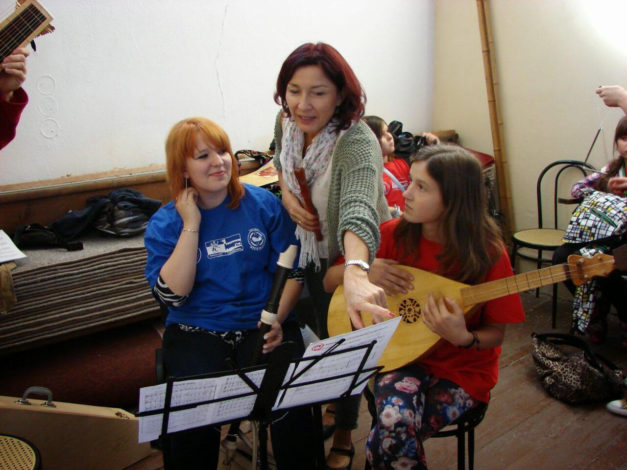 Z muzyką dawną do Czech
