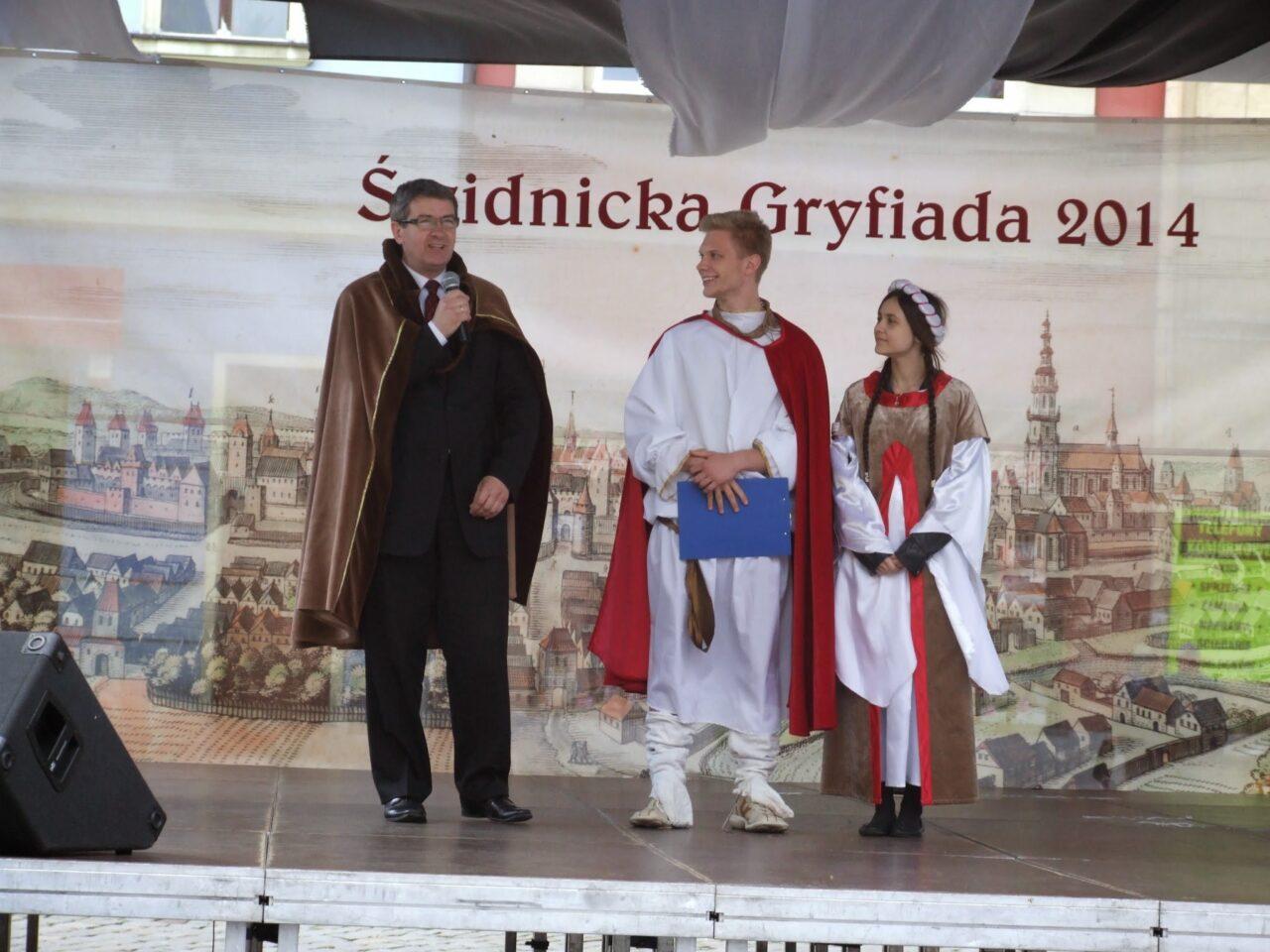 Bolko Świdnicki II Jan Luksemburski w Świdnicy