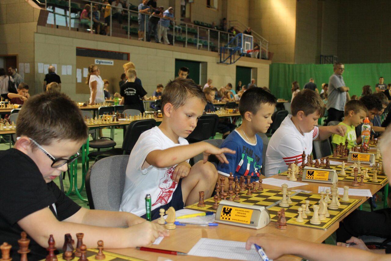 Mistrzostwa Dolnego Śląska Juniorów w Szachach Klasycznych, Żarów, 17-18.09.2016