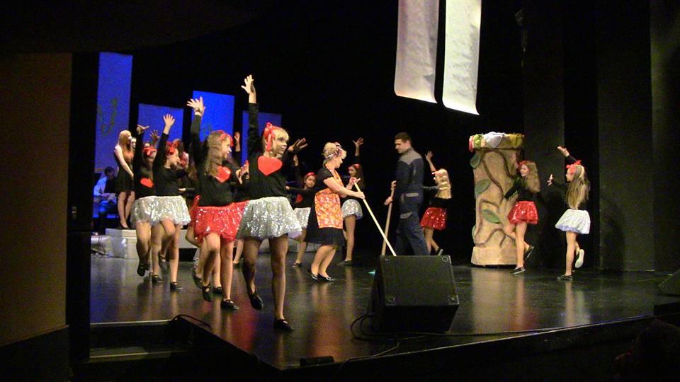 65 lat MDK-koncert Jubileuszowy 07.10.2016 r