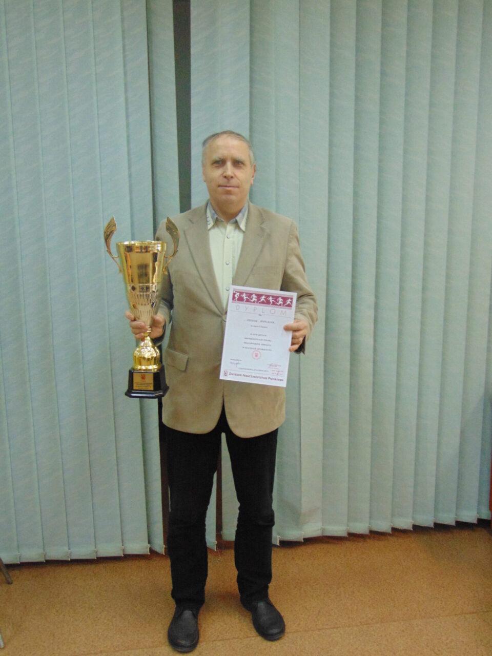 Mistrz Polski Nauczycieli w Szachach Szybkich