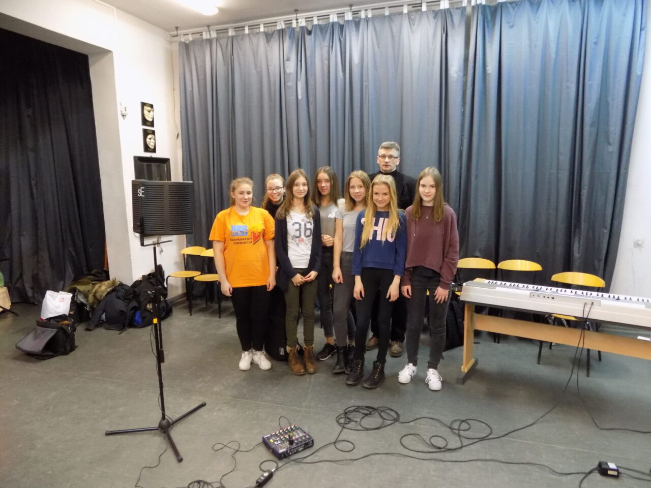 Warsztaty wokalno-artystyczne