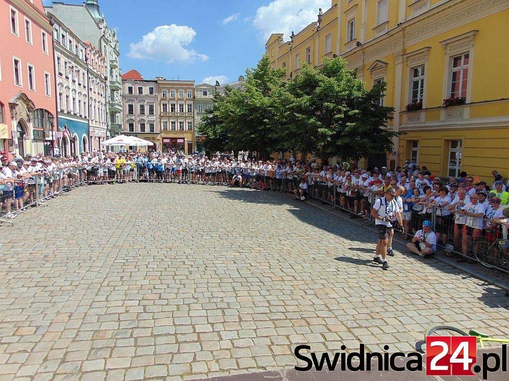 57. Ogólnopolski Zlot Przodowników Turystyki Kolarskiej PTTK w Świdnicy