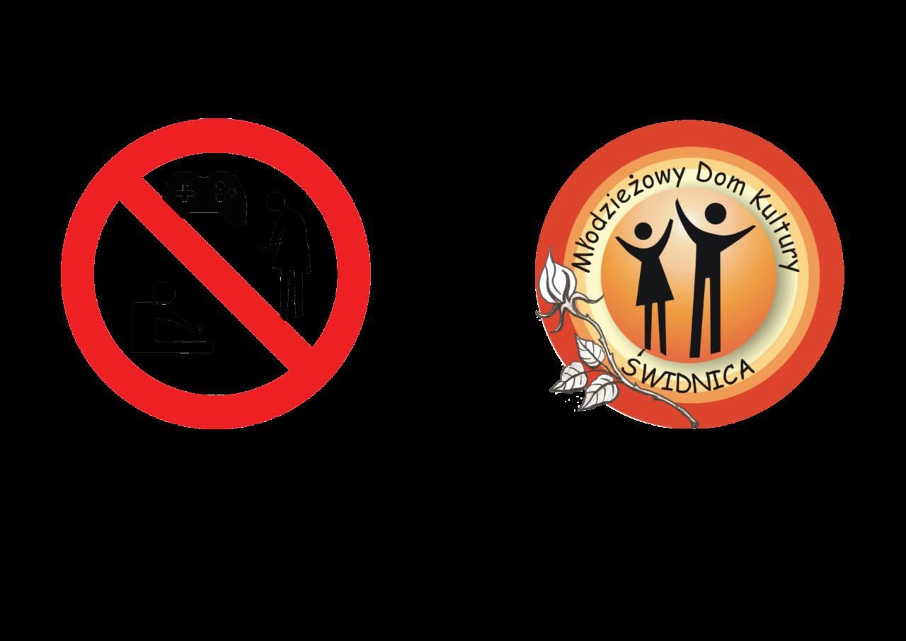 Logo akcji wylogowani z gier zalogowani w MDK