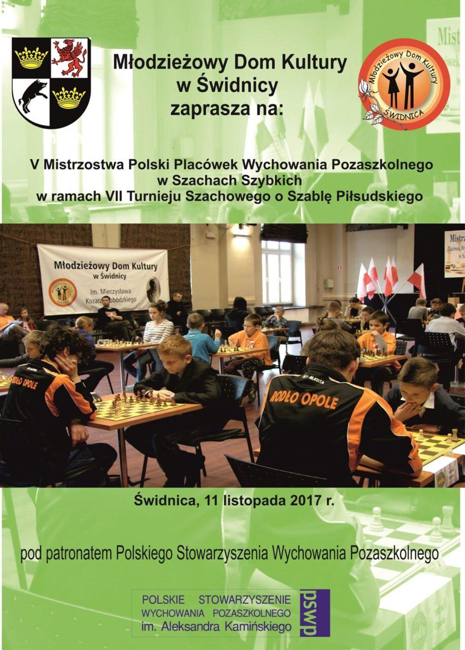 VII Turniej Szachowy o Szablę Piłsudskiego