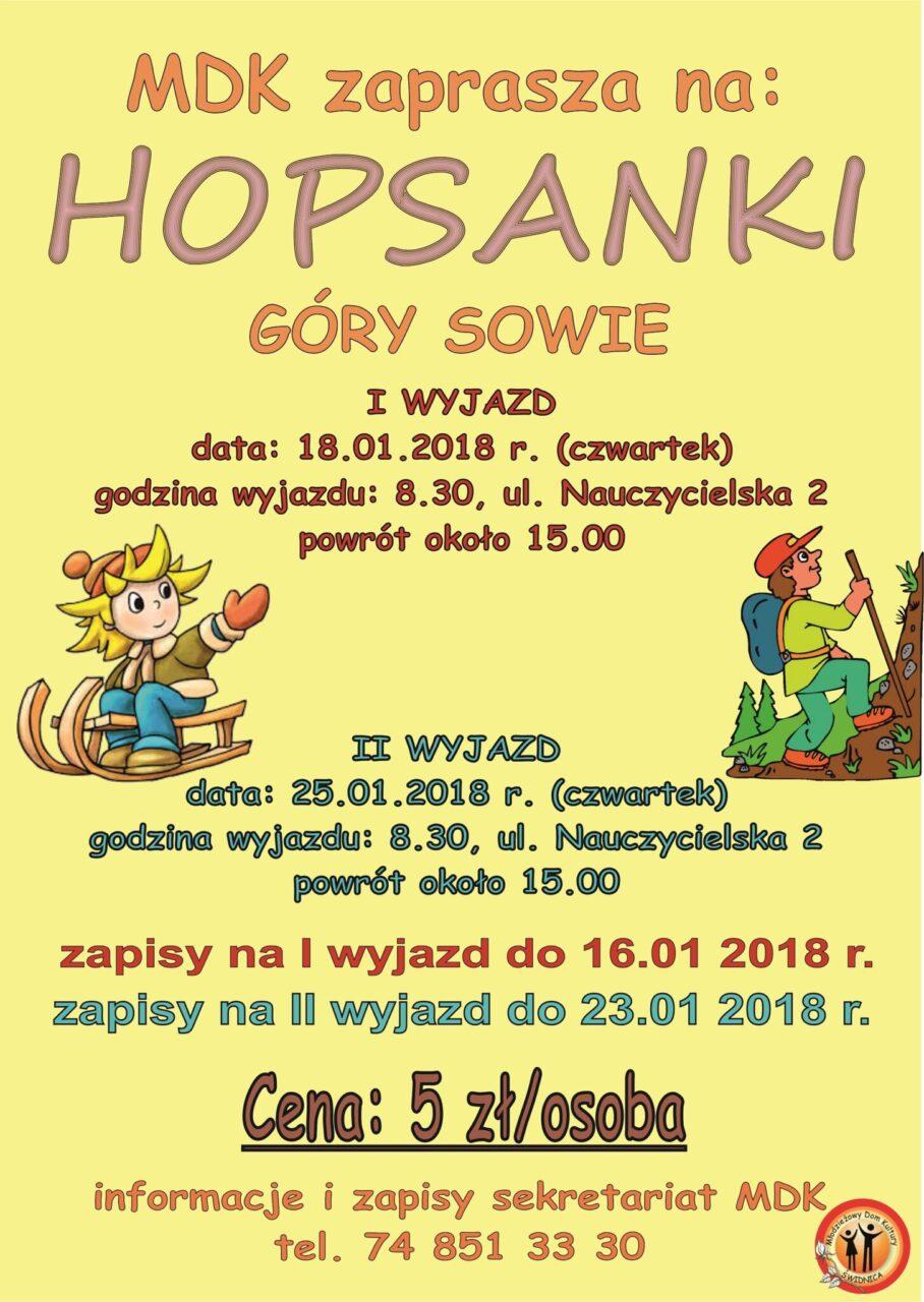 Hop Sanki