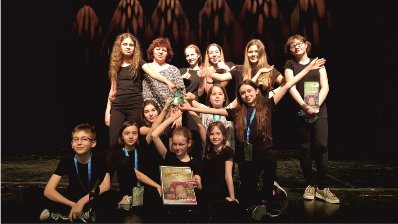 Sukces Grupy Pierrot z MDK w Świdnicy