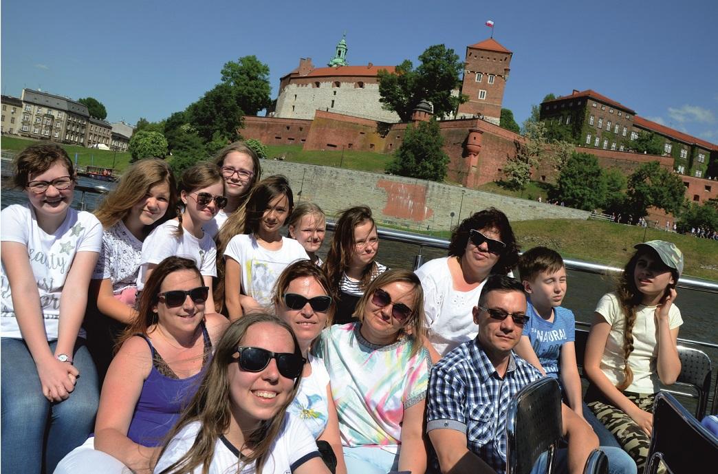 Uroczyste obchody na Wawelu- Kraków raz jeszcze…