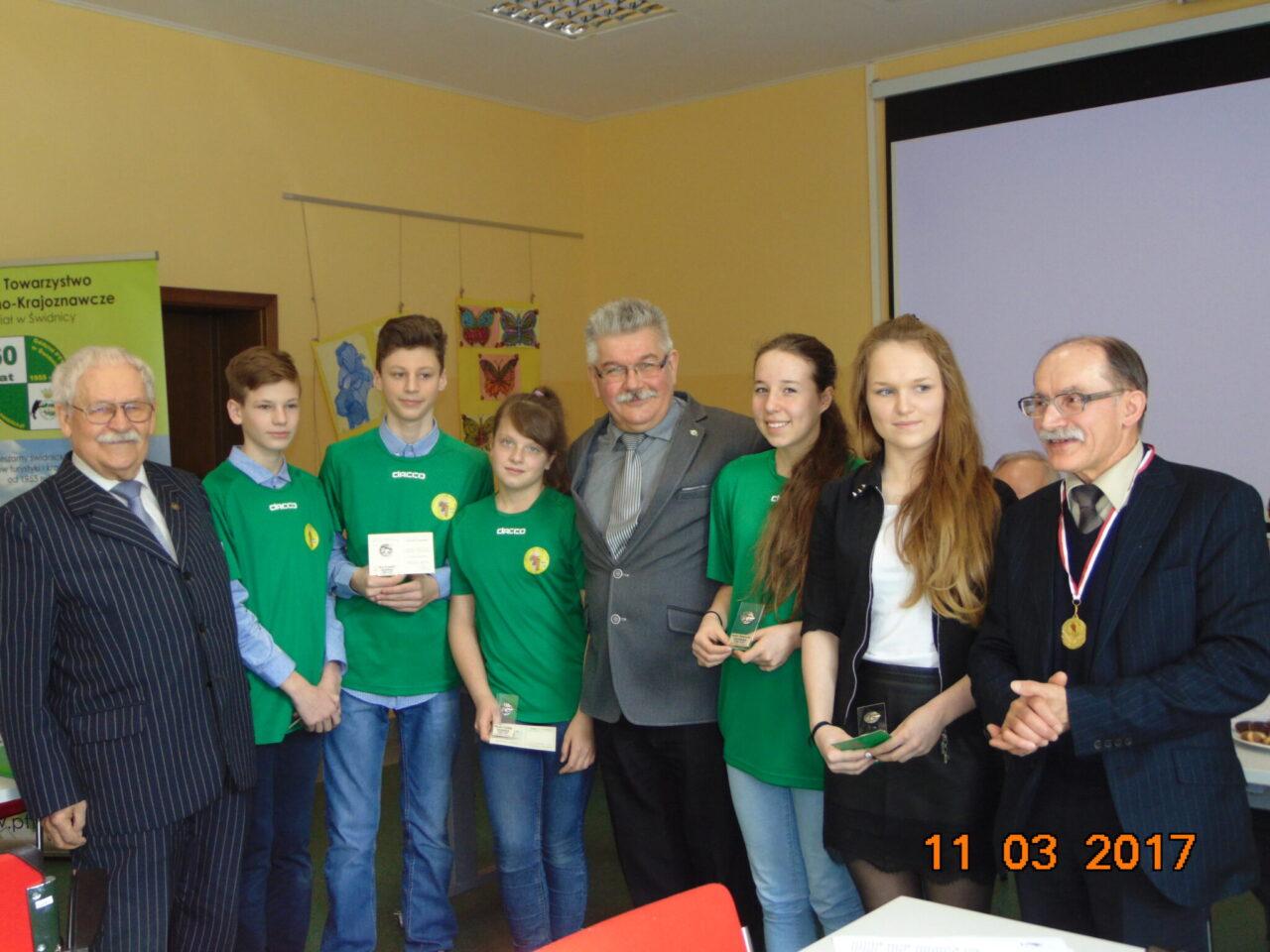 XXI Walny Zjazd Oddziału PTTK w Świdnicy