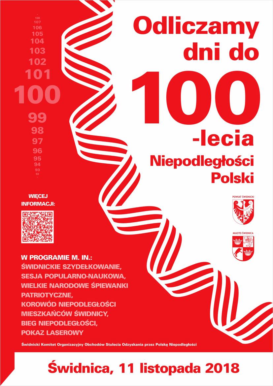 100 – lecie odzyskanie niepodległości