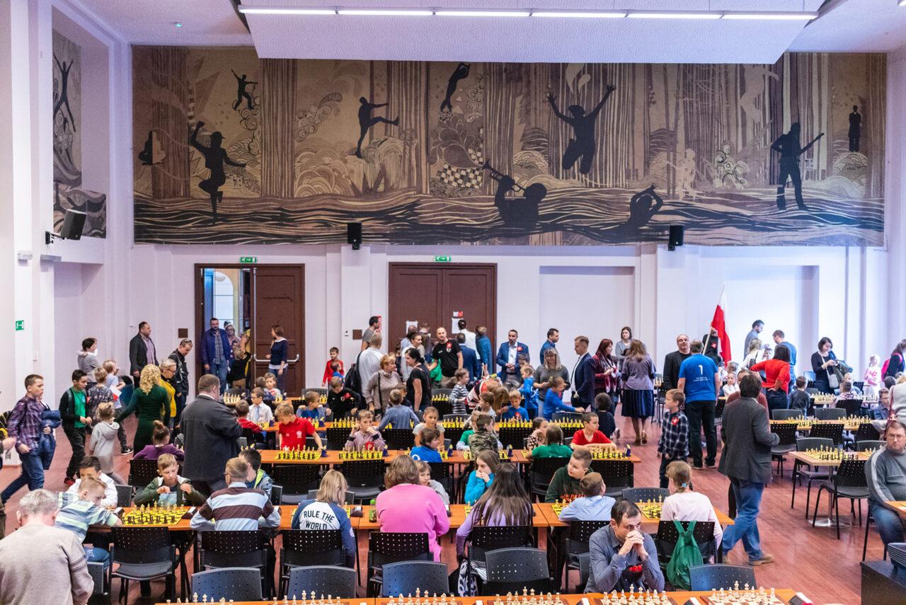 VIII Turniej Szachowy o Szablę Piłsudskiego, Świdnica, 11.11.2018