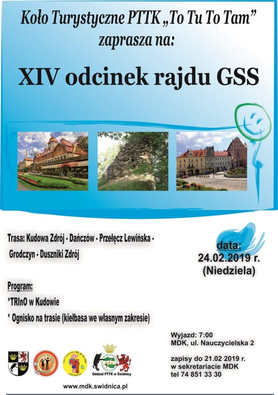 XIV ODCINEK GSS im. M. Orłowicza