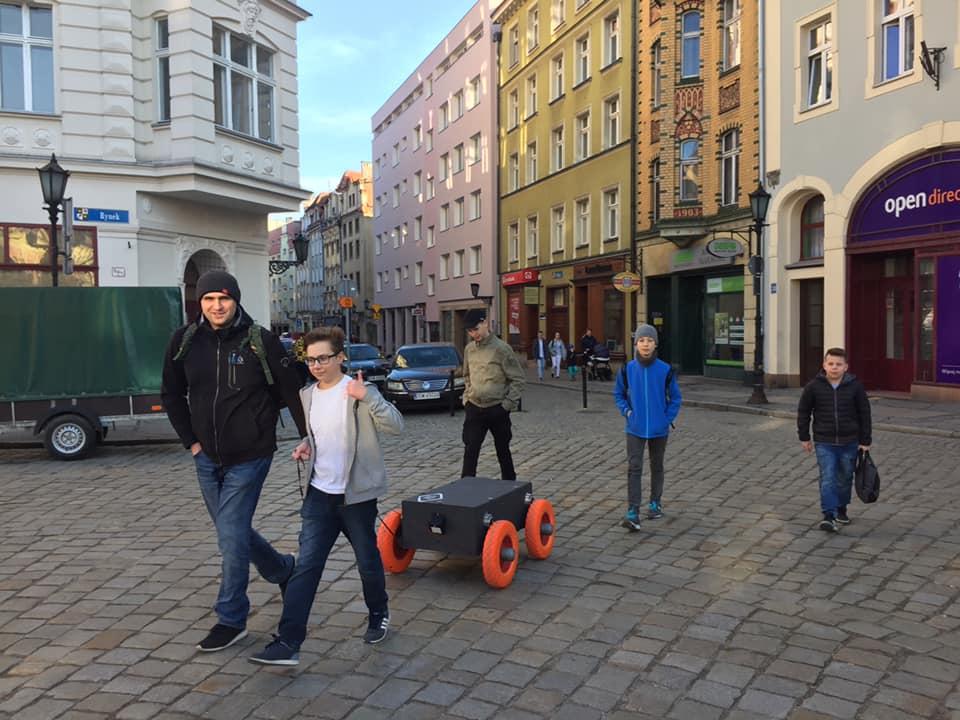 Świdnicki Marsjanin na Dniu Talentów w MDK