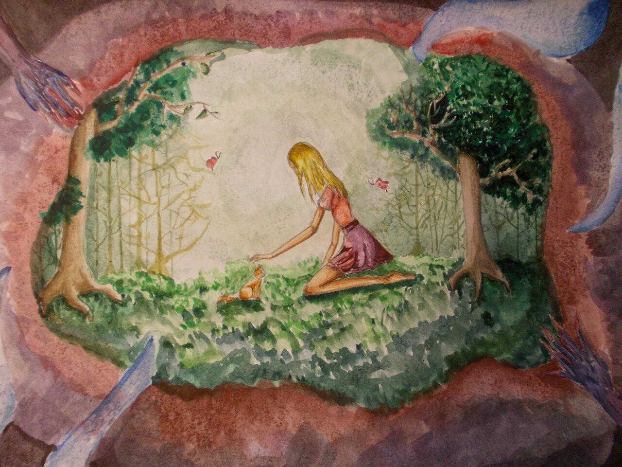 """""""Świat mojej wyobraźni"""""""