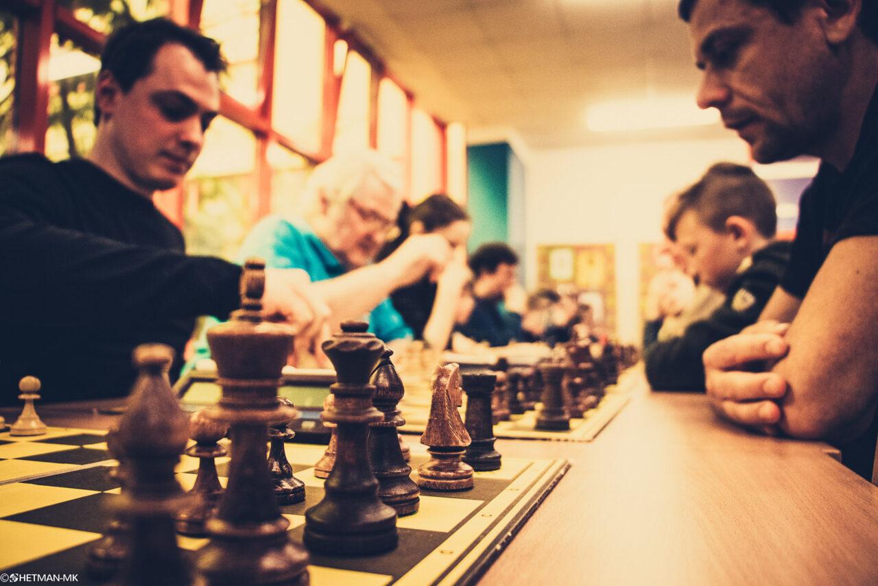 Otwarte Mistrzostwa Żarowa w Szachach 1hd