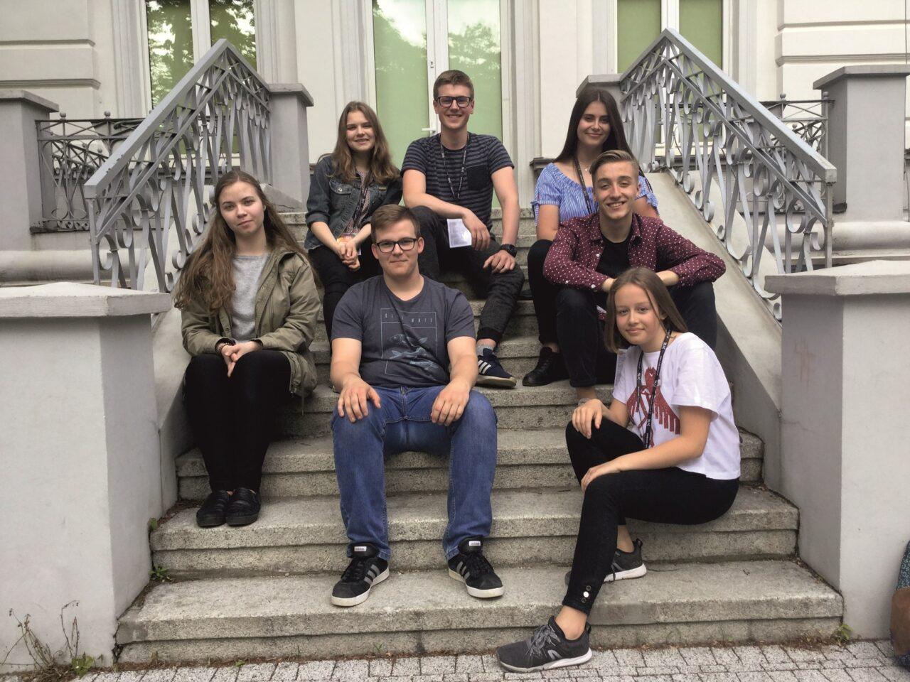 Studio Piosenki La Chanson i EMDEK- Band z MDK Świdnica z występami na Gali Ogólnopolskich Spotkań Artystycznych Opole Artis.