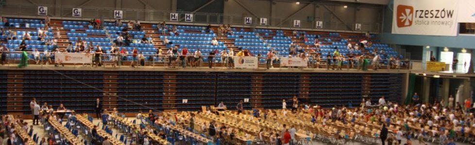 Reprezentanci GAMBITU MDK Świdnica na Mistrzostwach Polski Juniorów w Szachach Szybkich i Błyskawicznych w Rzeszowie, 29.08-01.09.2019