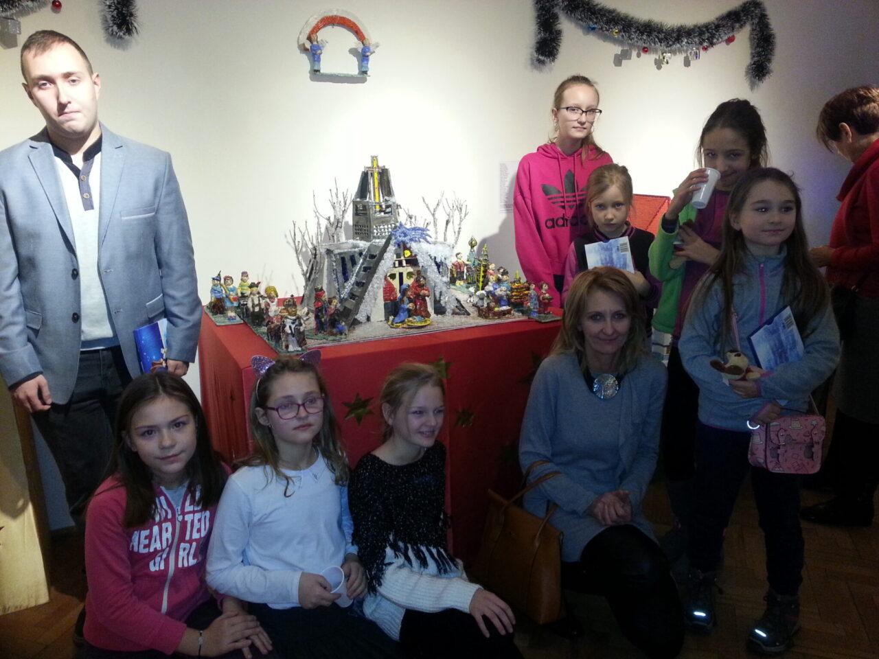 Świdnicka Szopka Bożonarodzeniowa