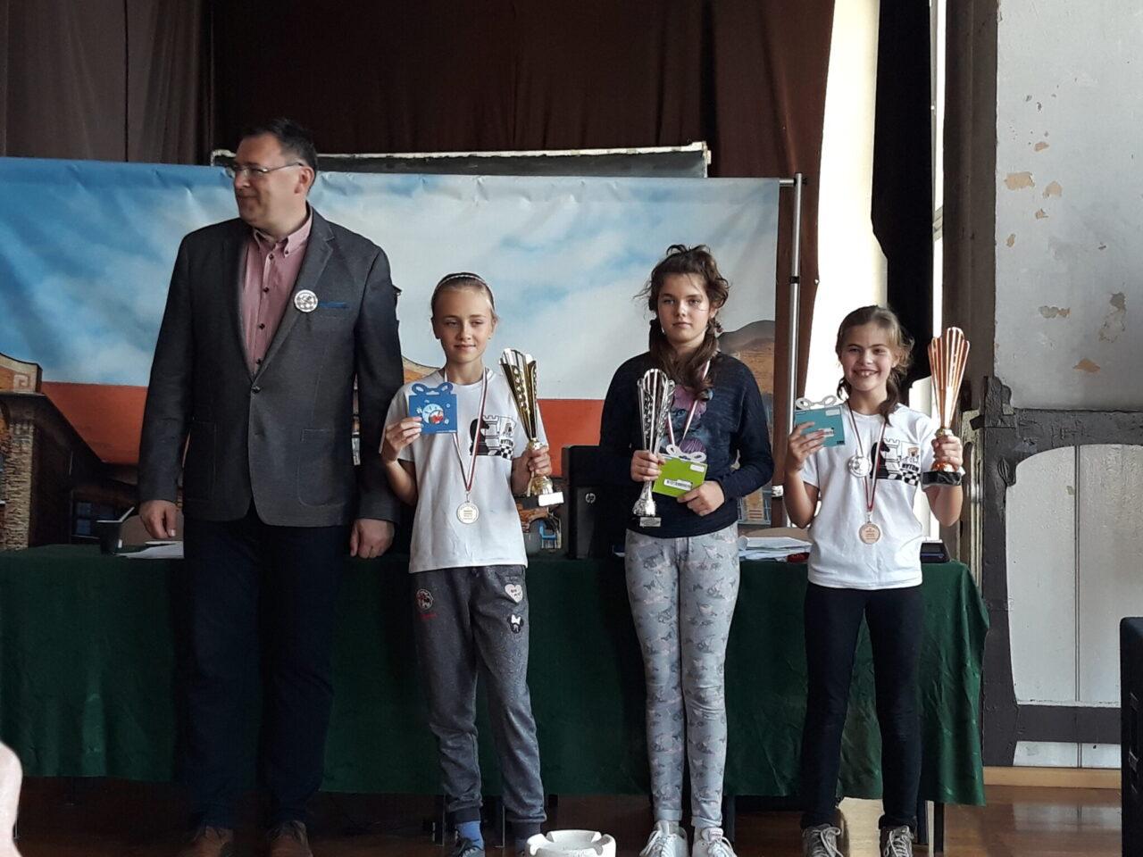 Wicemistrzostwo Polski Roksany Zapolskiej, Bytom, 19.10.2019