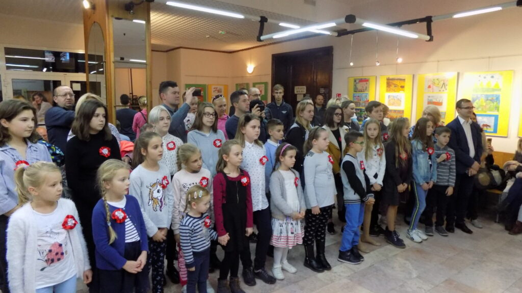 """Konkurs Plastyczny """"Barwy Niepodległości"""" – protokół"""