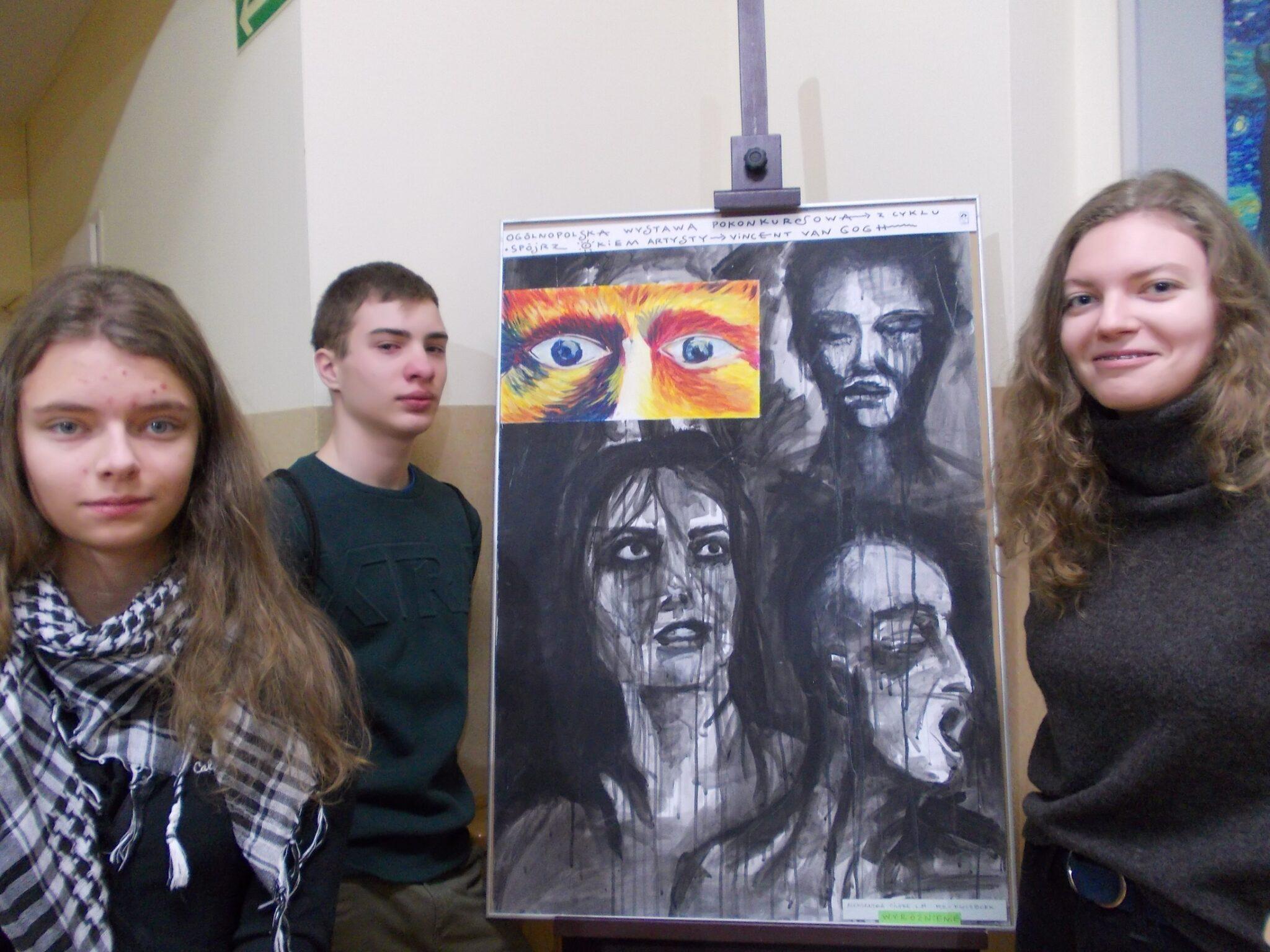 """""""Spójrz okiem artysty – Vincent van Gogh"""""""