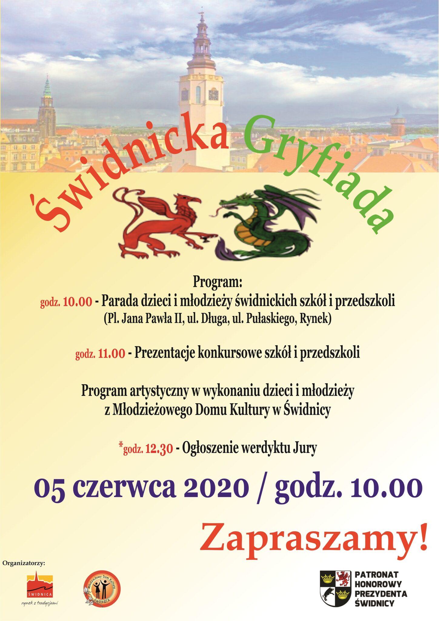 Świdnicka Gryfiada