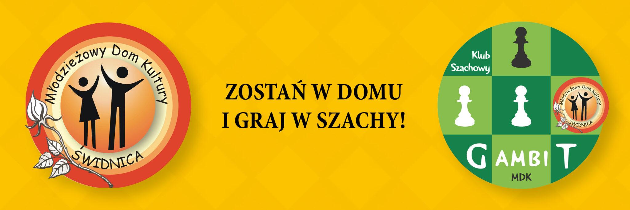 ZOSTAŃ W DOMU I GRAJ W SZACHY! (290), JÓZEF GROMEK