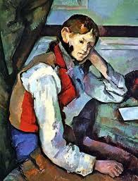 Portret na kilka sposobów – część 2-Paul Cezanne