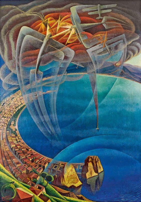 Jak postrzegała rzeczywistość Awangarda XX wieku?- Futuryzm