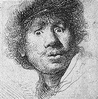 Portret na kilka sposobów – część 6 – Rembrandt