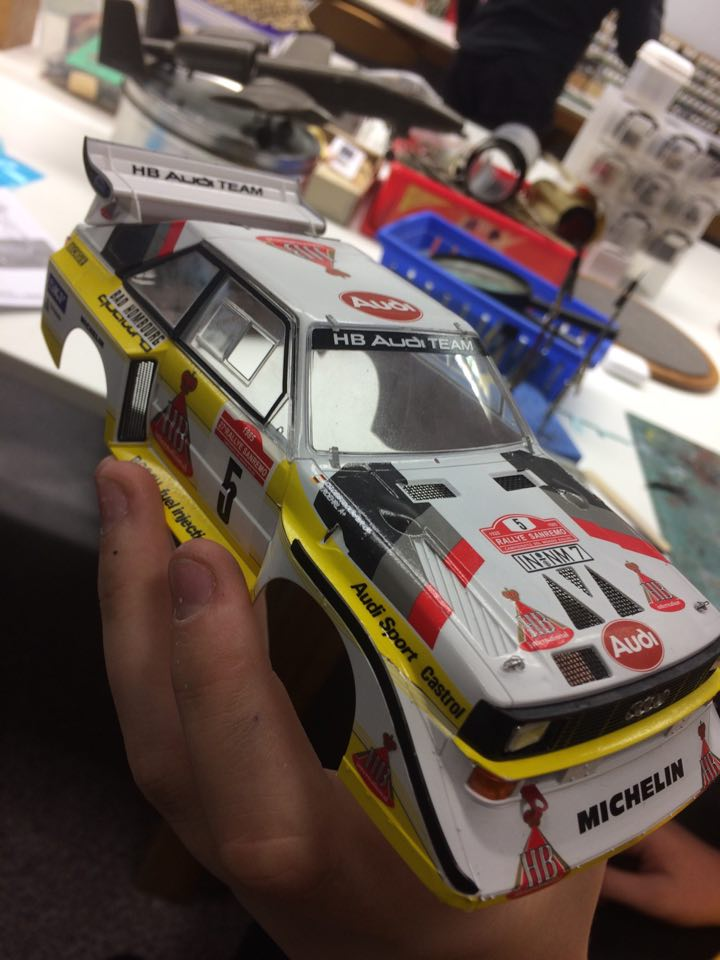 Modelarstwo w skal 1:1- Polski Fiat 126p