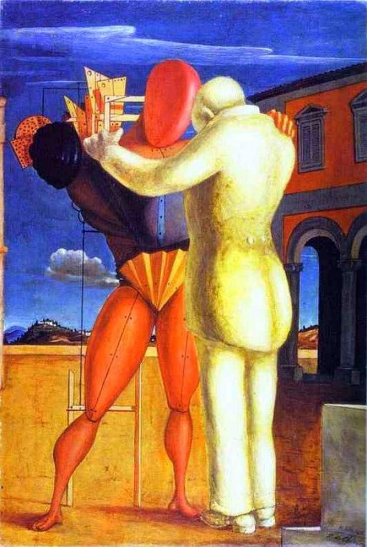 Jak postrzegała rzeczywistość Awangarda XX wieku?- malarstwo metafizyczne