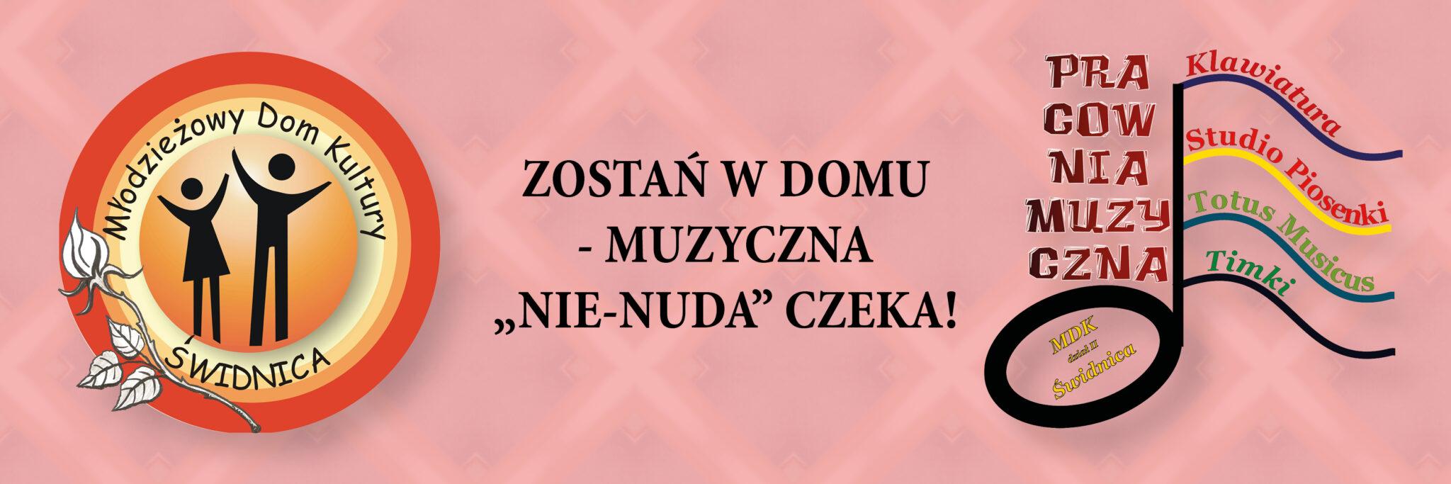 """Muzyczna """"Nie-Nuda"""" czeka! - Spotkanie 22 (środa:)"""