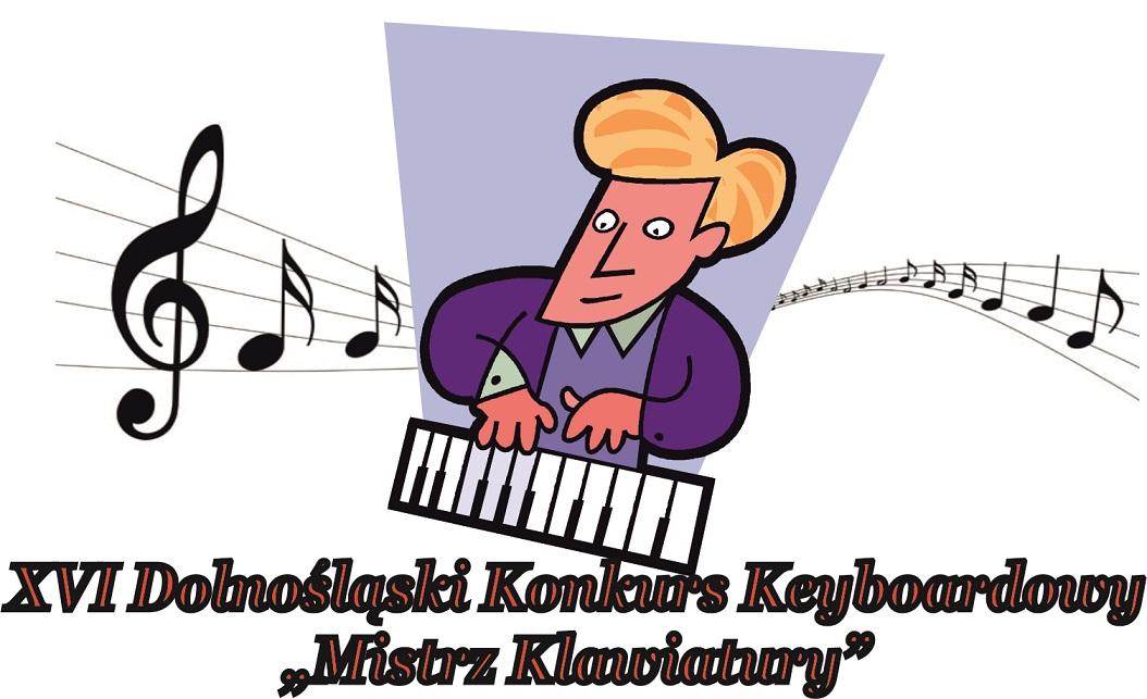 """XVI Dolnośląski Konkurs Keyboardowy """"Mistrz Klawiatury'2020"""" - przeniesiony"""