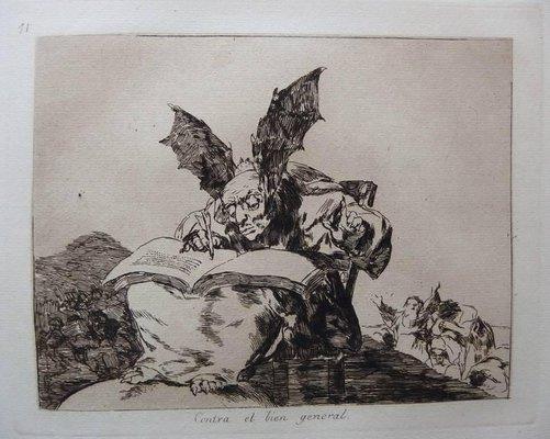 Portret na kilka sposobów – część 5 –Francisco Goya