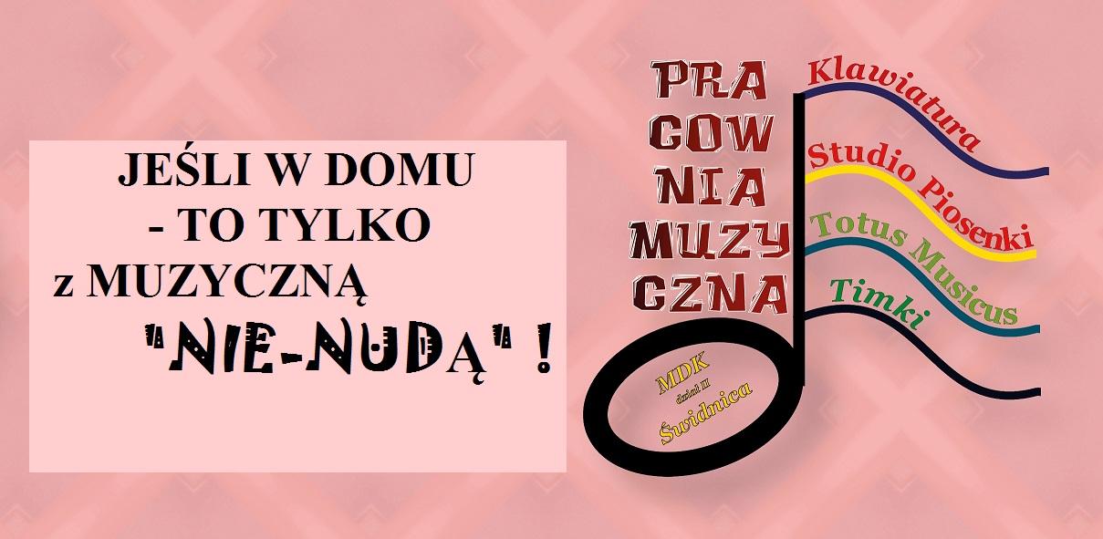 """Muzyczna """"Nie-Nuda"""" czeka !- Spotkanie 49 (""""koncertowy""""piątek:)"""