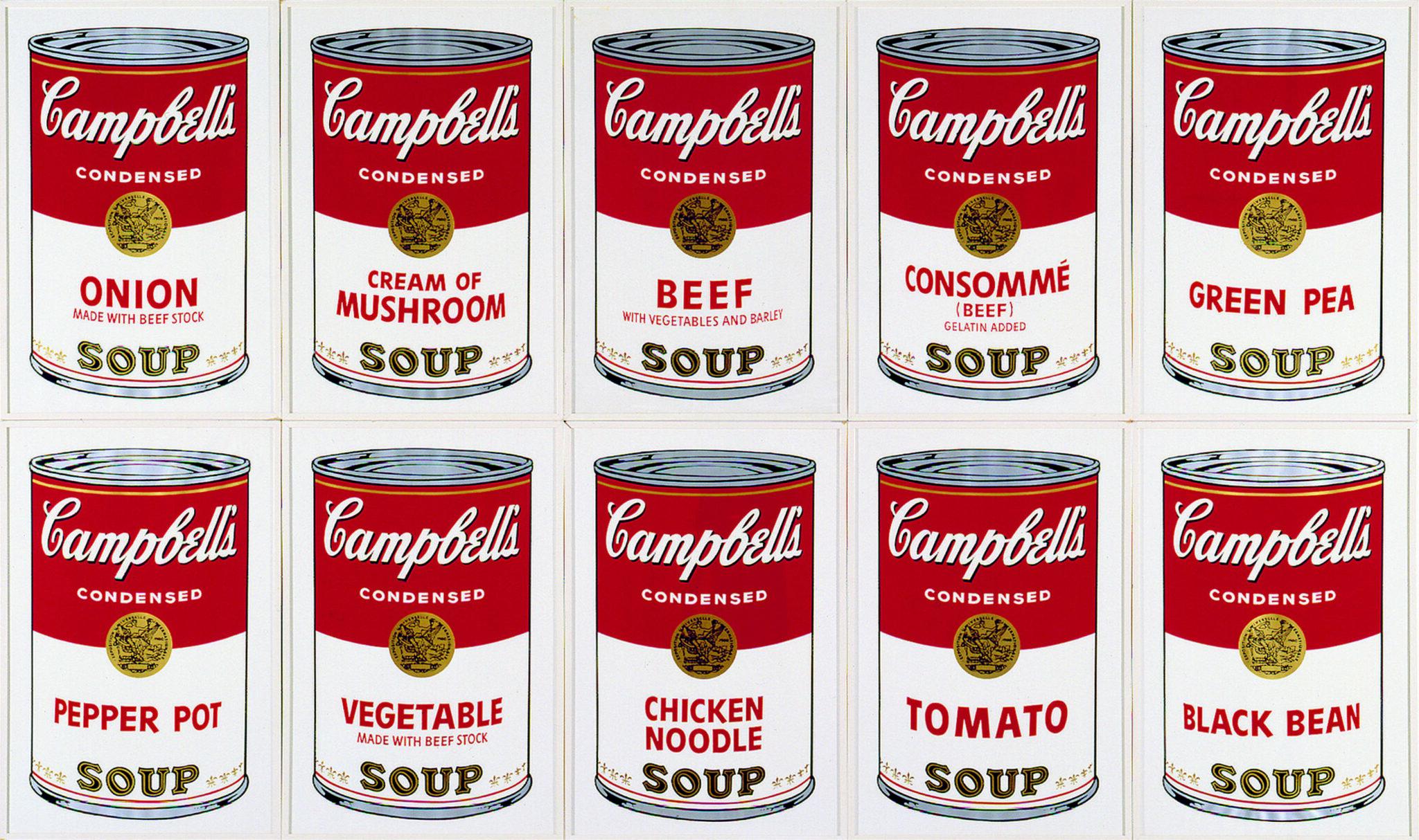 Zrozumieć sztukę – POP – ART Andy'ego Warhola