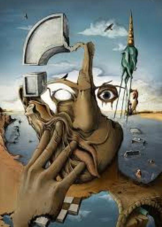 Jak postrzegała rzeczywistość Awangarda XX wieku?- Surrealizm