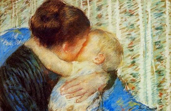 """""""Spotkanie z Matką"""" -temat macierzyństwa w sztuce."""