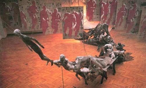 Zrozumieć sztukę –instalacje Krzysztofa Oraczewskiego