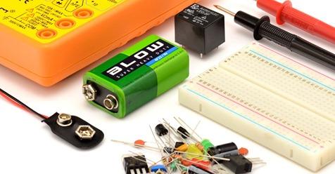 Kurs podstawy elektroniki