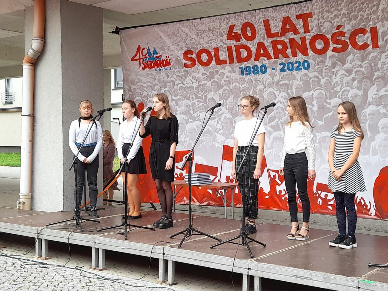 40 lecie powstania Solidarności