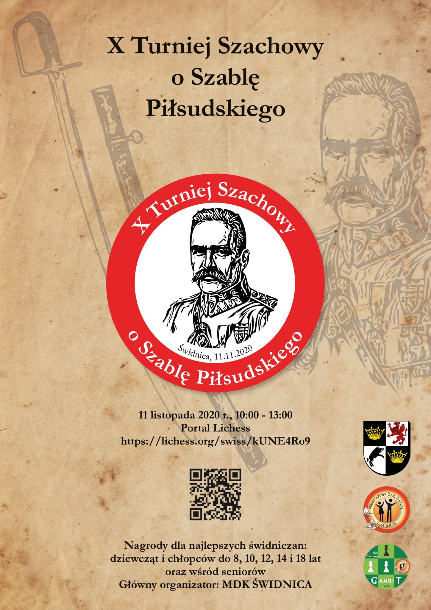 X Turniej Szachowy o Szablę Piłsudskiego