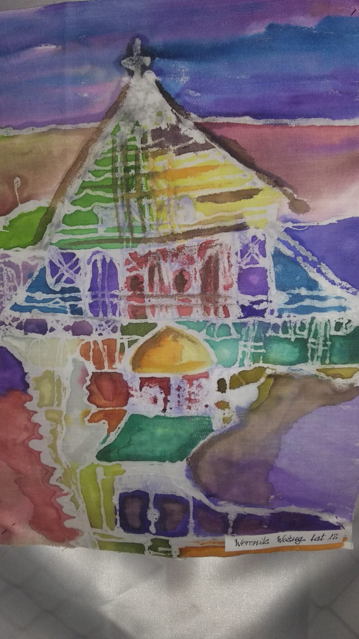Wystawa Artystycznego Pleneru dla Dzieci i Młodzieży