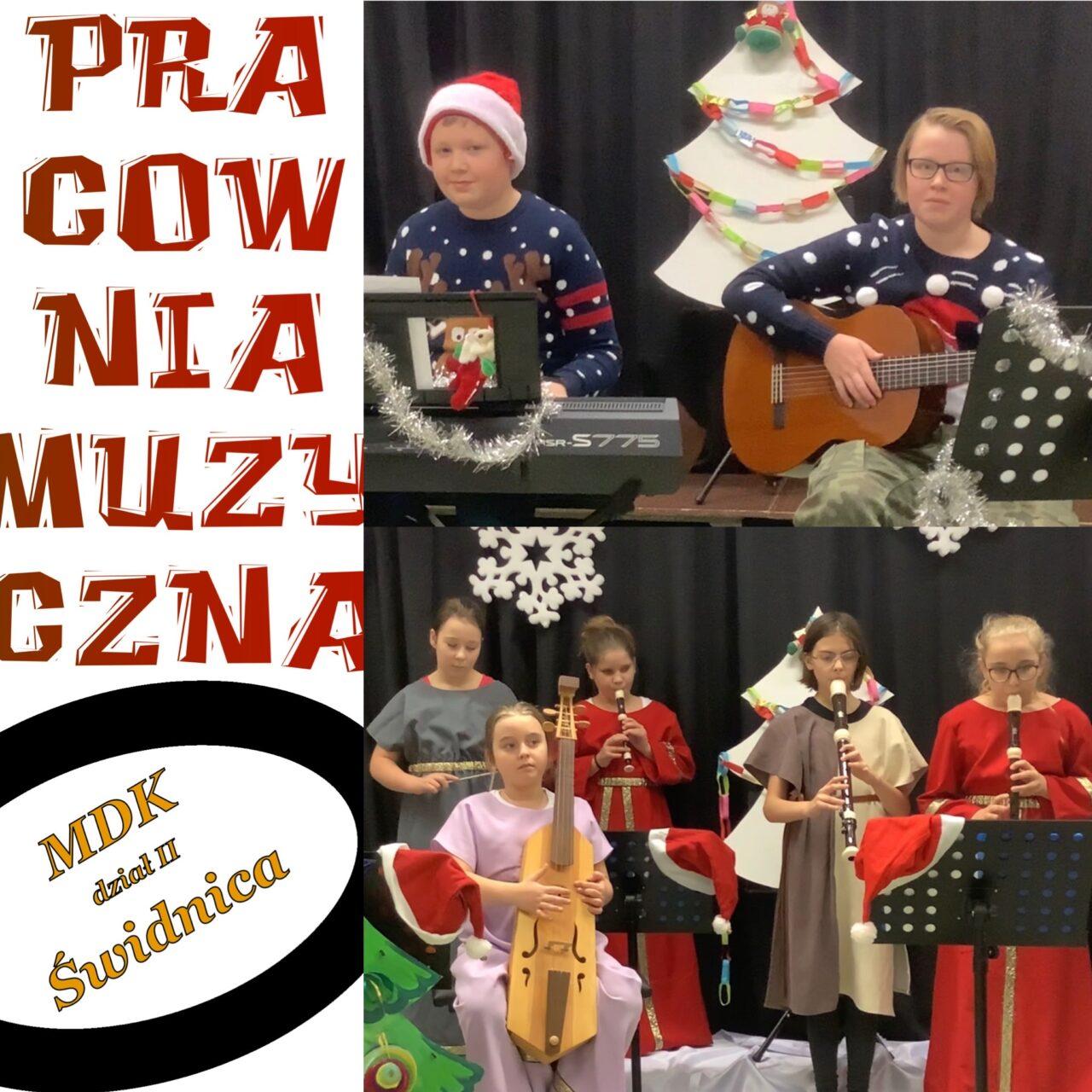 """Sukces Tosi i Radka oraz zespołu """"Totus Musicus"""" na XXVI Ogólnopolskim Festiwalu Kolęd w Puławach!"""