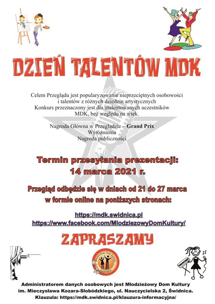 Dzień Talentów MDK